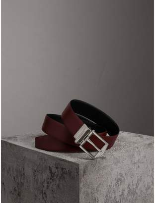 Burberry Reversible London Leather Belt