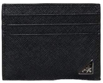 Prada Logo Card Case