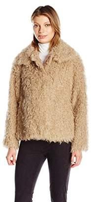 Rebecca Taylor Women's Fluffy Jacket