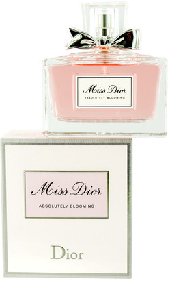 Christian Dior Women's 3.4Oz Miss Absolutely Blooming Edp Spray