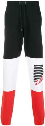 Marcelo Burlon County of Milan colour block track pants