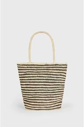 Joie The Little Market Medium Striped Tote Bag