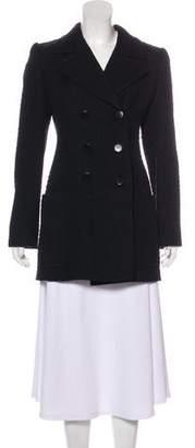 Valentino Bouclé Coat