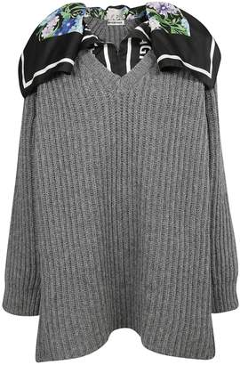 Balenciaga V-neck Sweater