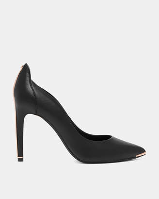 87c9a359dd99fe Ted Baker MELISSA Bow detail heel trim courts