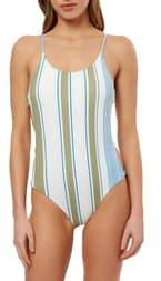 O'Neill Carly Stripe One-Piece Swimsuit