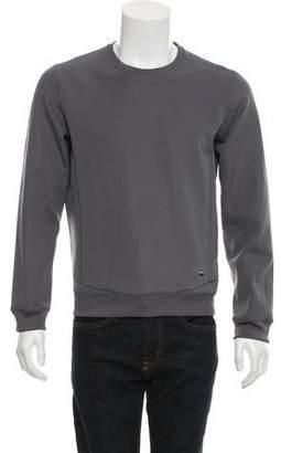 Calvin Klein Collection Crew Neck Pullover Sweatshirt
