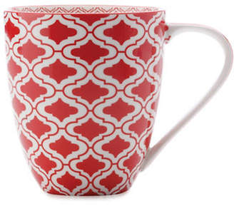 Maxwell & Williams Alcazar Kurv Porcelain Mug