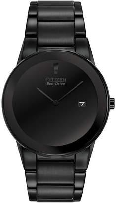 Citizen Eco-Drive Axiom Mens Black Watch AU1065-58E