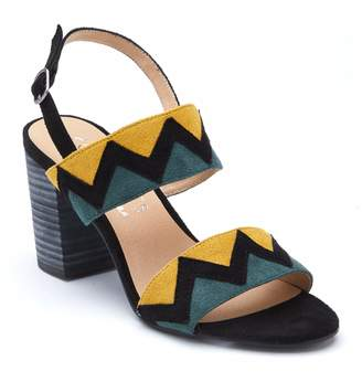 Matisse Merci Chevron Sandal