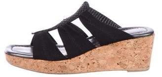 Donald J Pliner Strap Platform Sandals