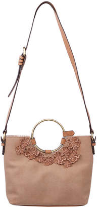 Elle Jae Gypset Painted Desert Ring Handle Crossbody