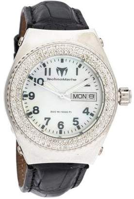 Technomarine Techno Marine Techno Diamond Watch