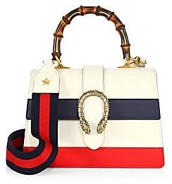 Gucci Women's Dionysus Small Leather Top-Handle Bag