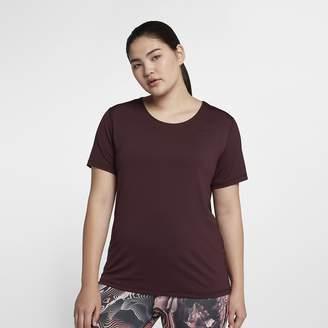 Nike Pro (Plus Size) Women's Short Sleeve Training Top