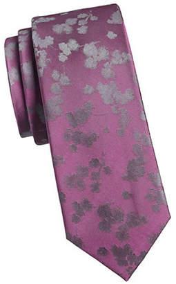 Calvin Klein Printed Silk Tie