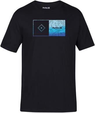 Hurley Men's Box Floral Graphic-Print T-Shirt