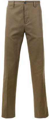 Piombo Mp Massimo tapered trousers