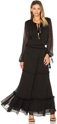 ale by alessandra x REVOLVE Sabina Maxi Dress in Black $228 thestylecure.com