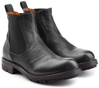 Fiorentini+Baker Leather Chelsea Boots