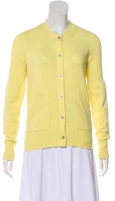 Chanel Cashmere Belted Cardigan w/ Tags
