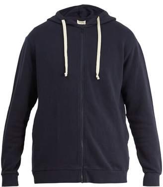 American Vintage Cotton-fleece jersey hooded sweatshirt