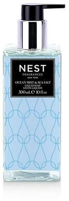 NEST Fragrances Ocean Mist & Sea Salt Liquid Soap 10 oz.