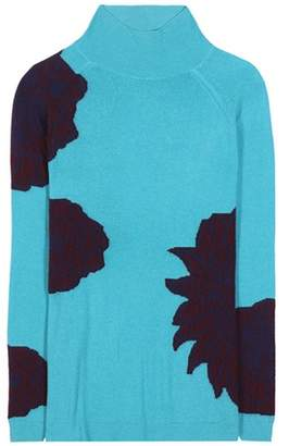 Etro Wool and cashmere turtleneck sweater
