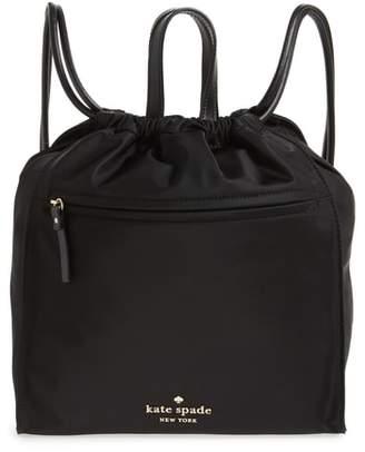 Kate Spade Watson Lane - Faye Nylon Bucket Backpack