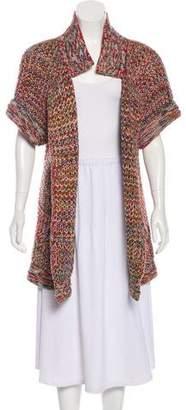 Chanel Wool Knit Cardigan