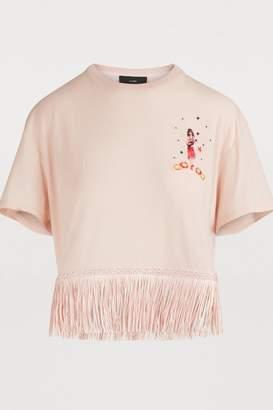 Alanui Cashmere T-shirt