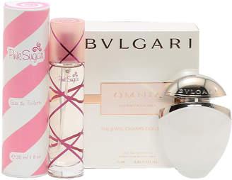 Aquolina Sampler Favorite Blvgari & Ladies Fragrance Duo Sampler Set