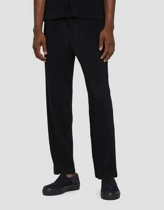 Issey Miyake Homme Plisse Basic Pants in Black