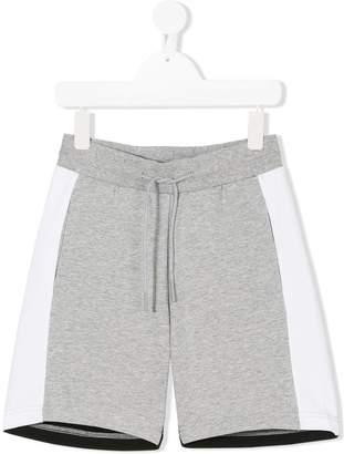 Antony Morato Junior drawstring-waist track shorts