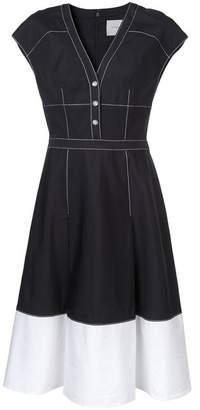 Carolina Herrera Aline Midi Dress