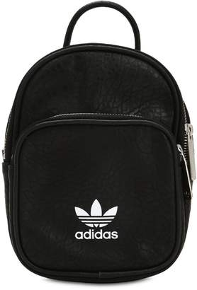 adidas Mini Classic Faux Leather Backpack