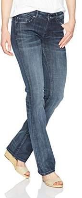 Vigoss Juniors Chelsea Bootcut Jean with Signature V Back Pocket