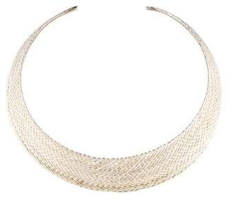 Tiffany & Co. Woven Collar Necklace