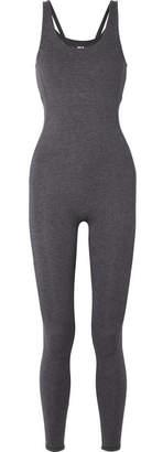 We/Me - Flow Stretch-jersey Jumpsuit - Black