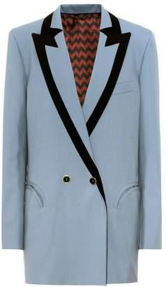 BLAZÉ MILANO Everyday wool blazer