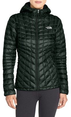 Women's The North Face Thermoball(TM) Zip Hoodie $220 thestylecure.com