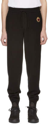 Dolce & Gabbana Black Heart Lounge Pants