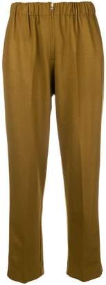 Forte Forte elastic waist trousers