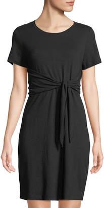 Sanctuary Juno Tie-Waist T-Shirt Dress