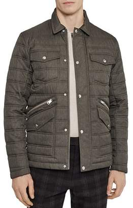 Reiss Darlington Quilted Jacket