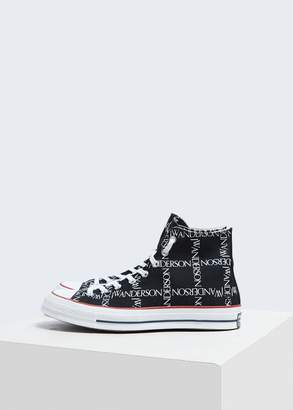 Converse J.W.A. Logo Grid Chuck Taylor 70 High Sneaker