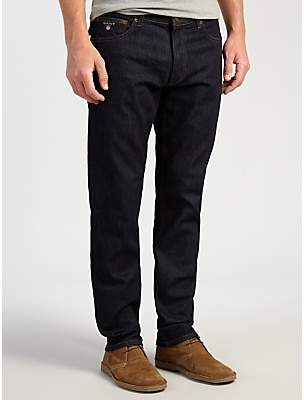 Gant Regular Straight Jeans, Dark Blue
