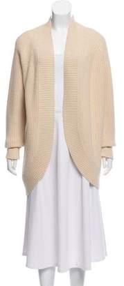 Michael Kors Cashmere Rib Knit Cardigan