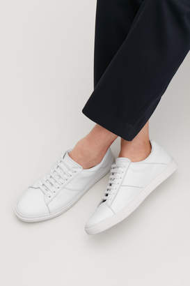 Cos LEATHER SNEAKERS