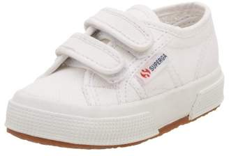 Superga Girl's 2750 JVEL Classic (Toddler/Little Kid) 30 (US 12.5 Little Kid) M